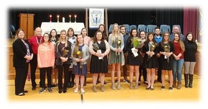 National Honor Society News